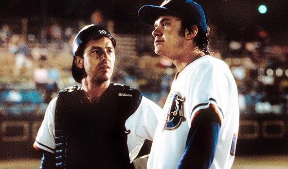 The Phillies Win the World Series; These Ten Baseball Movies Are Also Winners