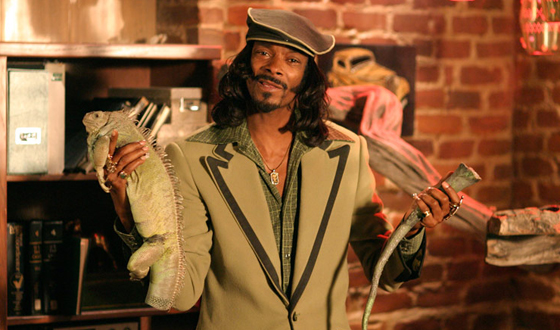 Snoop Dogg Insists He's the Only One Who Could've Played Huggy Bear