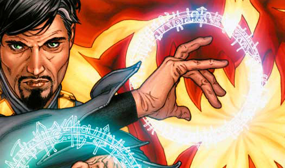 With a New Movie Around the Corner, Doctor Strange Enters the Big Leagues