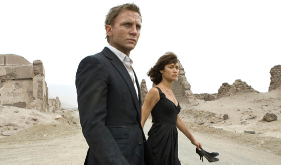<i>Quantum of Solace</i> Director Marc Forster on the Dark Side of Going Green