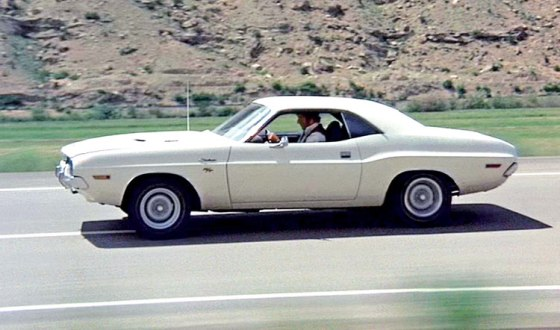 Driving the Story – American Cars in American Movies