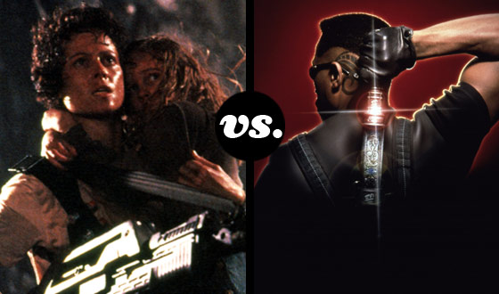 Master Monster Hunter Tournament – Ellen Ripley (No. 5) vs. Blade (No. 12)
