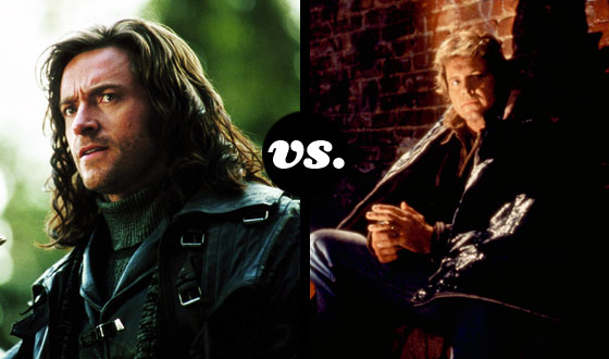 Master Monster Hunter Tournament – Van Helsing (No. 4) vs. John Nada (No. 13)
