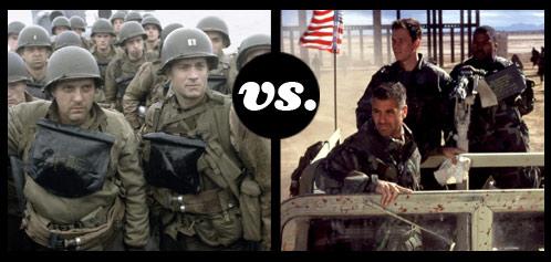 The Battle Rages on: Which War Movie Is Best?