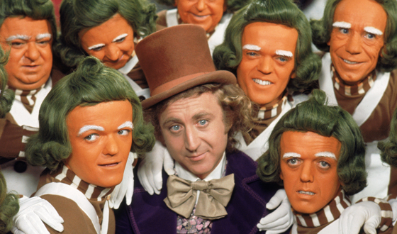 Roald Dahl Dreams Up a World of Pure Imagination