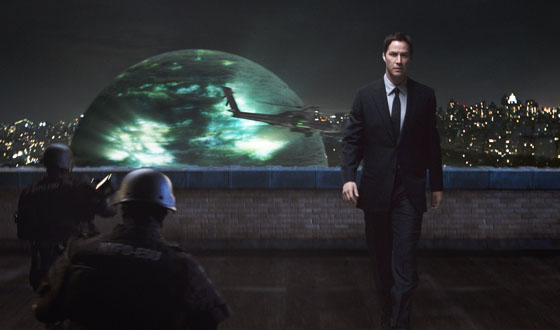 <i>The Day the Earth Stood Still</i> Review &#8211; No Flash, No Substance