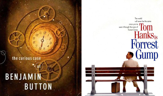 Now or Then &#8211; <I>The Curious Case of Benjamin Button</i> or <I>Forrest Gump</i>