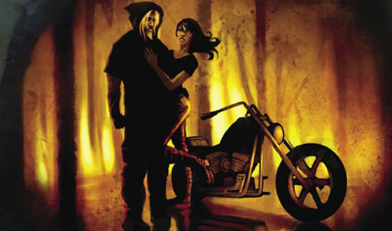 <i>Chopper Zombie</i>, the Comic Book Flick to One-up <i>Ghost Rider</i>