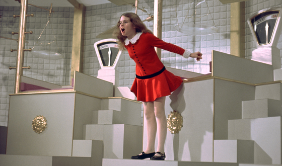 A Director's Daughter Pitches <I>Willy Wonka and the Chocolate Factory</i>