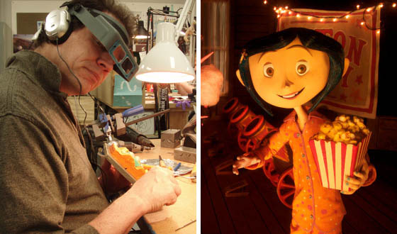 Mary Robinette Kowal Talks Shop With <em>Coraline</em> Puppeteer Lance Woolen