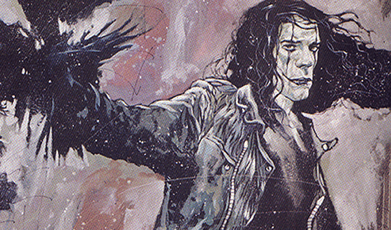 <i>The Crow</i> Will Fly Again Thanks to <i>Blade</i> Director