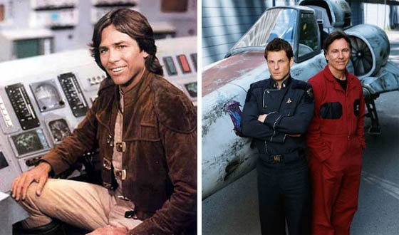 The Original Apollo Richard Hatch Discusses <em>Battlestar Galactica</em>&#8216;s Finale