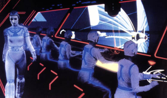 <em>Tron</em> and <em>Wargames</em> – Great Flicks Based on Fake Games