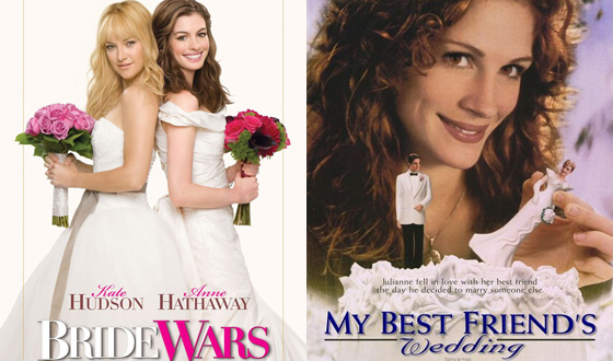 Now or Then &#8211; <i>Bride Wars</i> or <i>My Best Friend&#8217;s Wedding</i>