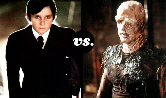 Greatest Supernatural Teen Tournament – Damien (No. 8) vs. Toxic Avenger (No. 9)