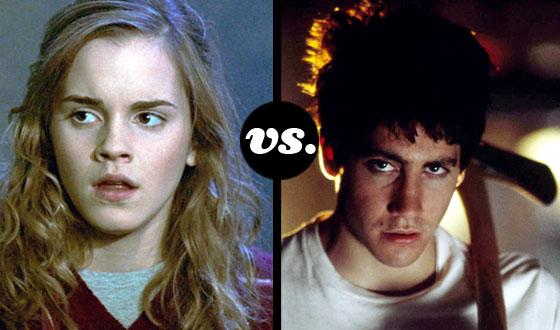 Greatest Supernatural Teen Tournament – Hermione Granger (No. 4) vs. Donnie Darko (No. 13)
