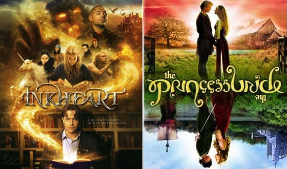 Now or Then &#8211; <i>Inkheart</i> or <i>The Princess Bride</i>?