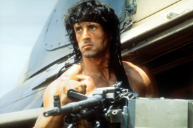 Ultimate Fan Quiz –  Rambo Movies