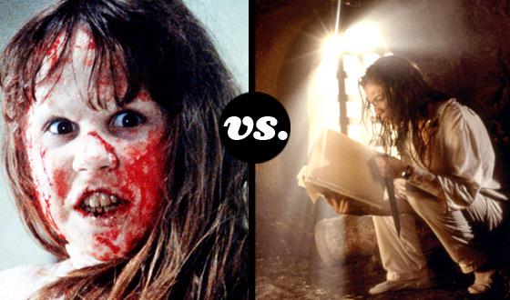 Greatest Supernatural Teen Tournament – Regan MacNeil (No. 6) vs. Nancy Thompson (No. 11)