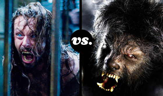 <I>Underworld</i>'s Lycans Stop Battling Vampires for This Cagematch of Movie Werewolves