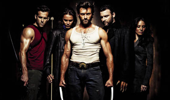 Coming Soon, Hugh Jackman Co-Starring in <em>Wolverine</em>