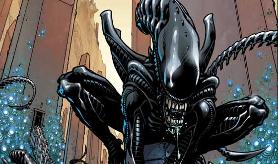 Celebrate the 30th Anniversary of <i>Alien</i> With a New Comic