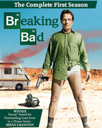 <em>Breaking Bad</em> Season 1 DVD Set On Sale Now