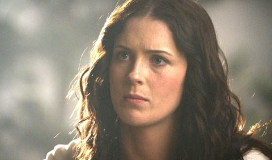 <em>Legend of the Seeker</em>&#8216;s Bridget Regan Admits She Channels Her Inner Child
