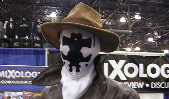The Top Ten Moments From New York Comic Con