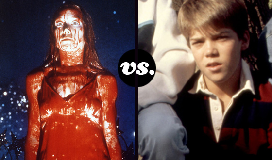 Scott Sigler – Greatest Supernatural Teen Tournament: Carrie White vs. Sean Crenshaw