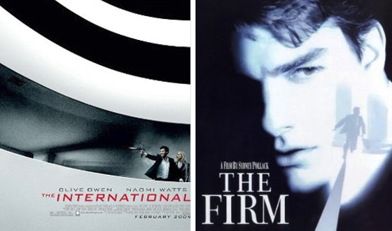 Now or Then &#8211; <i>The International</i> or <i>The Firm</i>?