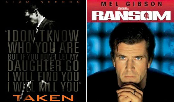 Now or Then – <i>Taken</i> or <i>Ransom</i>?