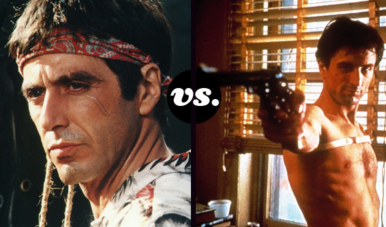 A Tournament of Outlaws Finds the Stars of <I>Scarface</i> and <I>Taxi Driver</i> at Each Other's Throats