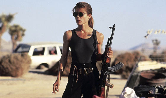 Just Call <em>Her</em> the Terminator