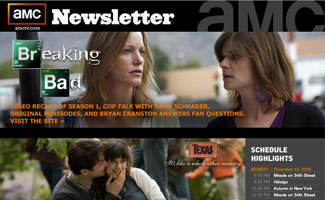 Sign-Up for the AMC Monthly Newsletter