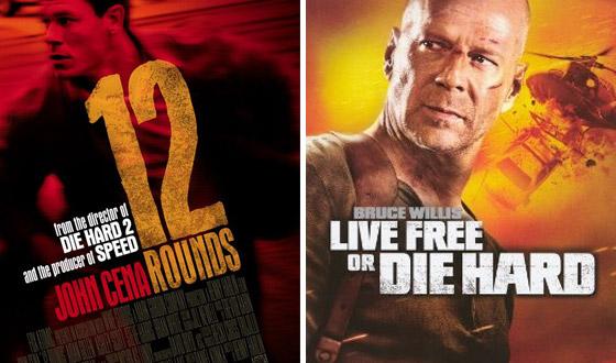 Now or Then – <em>12 Rounds</em> or <em>Live Free or Die Hard</em>?