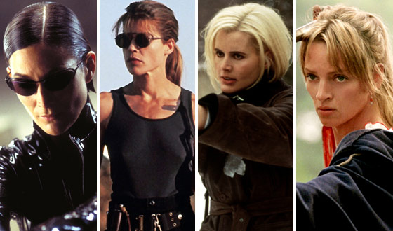 Trinity Meets Sarah Connor in Tough Chicks Tournament's Final Four