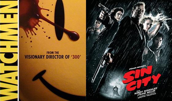 Now or Then – <em>Watchmen</em> or <em>Sin City</em>?