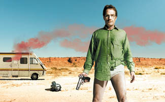 <em>Breaking Bad</em> Wins Peabody Award