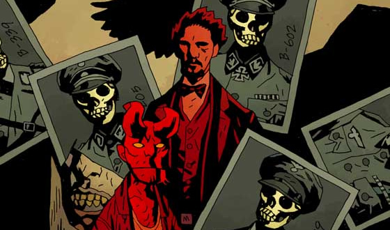 The Hellboy Universe Is Expanding With <i>B.P.R.D.: 1947</i>