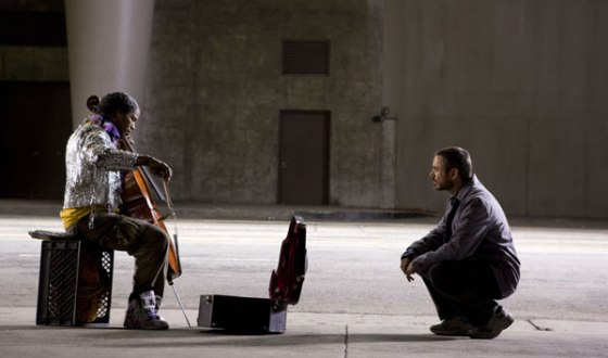 What to See &#8211; <I>The Soloist</I>