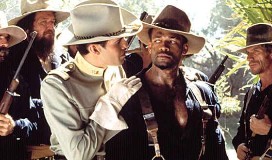 The Good, the Bad, and the Black Cowboy