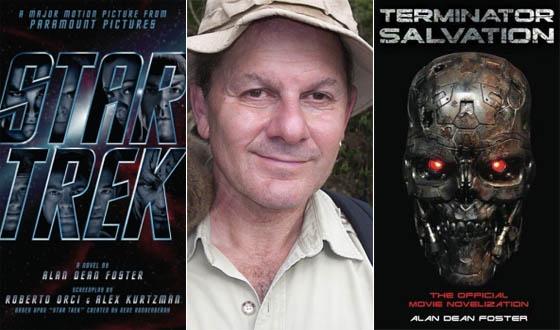 Author Alan Dean Foster Reveals the Secret to Penning SciFi Novelizations