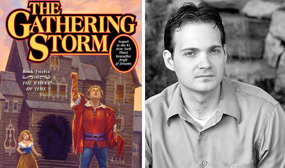 Novelist Brandon Sanderson Discusses the End of <em>The Wheel of Time</em>