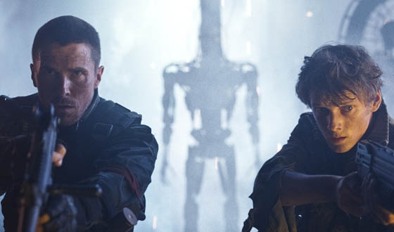<em>Terminator Salvation</em> Review – A Mechanical Melee, A Stake-Free Spectacle