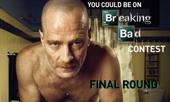<em>Breaking Bad</em> Video Contest &#8211; Last Call for Votes!