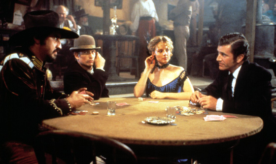 Four of a Kind – Hollywood Gambles in Deadwood