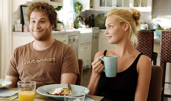 Just Be You, Rogen! Playing Yourself Works for Lots of Actors
