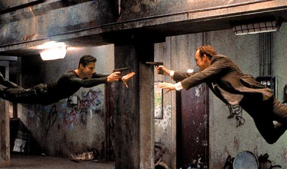 Enter the Matrix This Throwback Thursday With <em>The Matrix</em> Trilogy