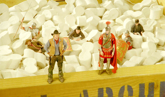 No Small Parts, Only Characters Who Are Miniatures &#8211; <i>Night at the Museum</i>-style